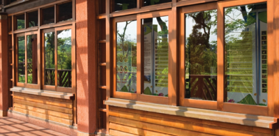 ventanas de madera y el mantenimiento
